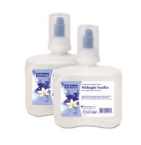 FOAMING HAND SOAP FOAMING HAND SOAP - Foaming Hand Soap Refill, Midnight Vanilla Scent, Clear,1250 m