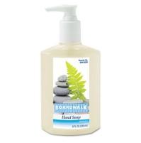 HAND SOAP HAND SOAP - Liquid Hand Soap, Floral, 8 oz Pump BottleBoardwalk  Liquid Hand SoapC-BOARDWA