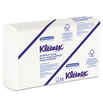 Paper Towels Paper Towels - KIMBERLY-CLARK PROFESSIONAL* KLEENEX  SLIMFOLD* Hand TowelsTWL,SLIM FOLD