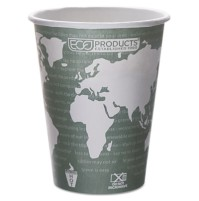 PAPER CUP | PAPER CUP | 1000/CS - C-12 OZ WORLD ART ECO HO CUP 20/50'S