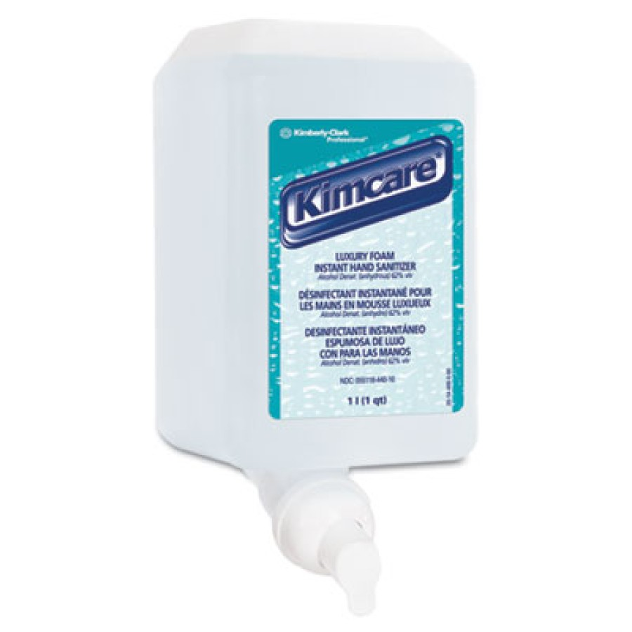 Hand Sanitizer Hand Sanitizer - KIMBERLY-CLARK PROFESSIONAL* KLEENEX  Luxury Foam Moisturizing Hand