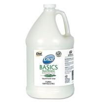 HAND SOAP HAND SOAP - Basics Hypoallergenic Liquid Soap, White Pearl, Honeysuckle, 1-Gal BottleDial