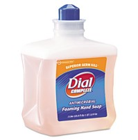 HAND SOAP HAND SOAP - Antimicrobial Foam Hand Soap, 1 Liter RefillDial  Complete  Foaming Hand Wash