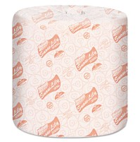 TOILET PAPER TOILET PAPER - Snow Lily 100% Recycled Bath Tissue, 2-Ply, White, 4.3 x 3.66, 336/RollM