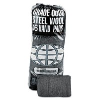 Steel Wool Pad Steel Wool Pad - GMT Industrial-Quality Steel Wool Hand PadsSTL WOOL PAD,#0000,SUPERI