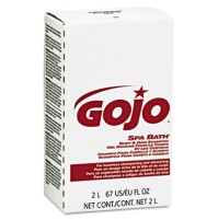 Shampoo Shampoo - GOJO  Spa Bath Body and Hair Shampoo RefillSOAP,BATH BDY/HAIR,2LSpa Bath Body & Ha