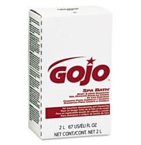 Shampoo Shampoo - GOJO  Spa Bath Body and Hair Shampoo RefillSOAP,BATH BDY/HAIR,2LSpa Bath Body & Ha