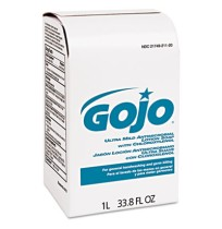 Hand Soap Refill Hand Soap Refill - GOJO  Antimicrobial Lotion Soap with ChloroxylenolSOAP,ANTIMIC,W