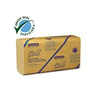 Paper Towel Paper Towel - KIMBERLY-CLARK PROFESSIONAL* SCOTT  100% Recycled Fiber Multi-Fold TowelsR