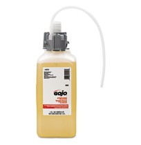 Hand Soap Refill Hand Soap Refill - GOJO  Luxury Foam Antibacterial HandwashSOAP,LUX FM ANTIBC,1.5LL