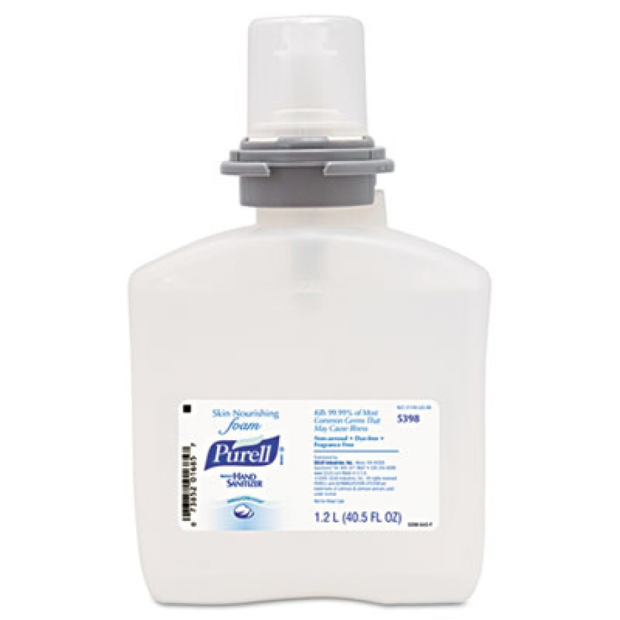 Hand Sanitizer Hand Sanitizer - Hand sanitizer made with 100% natural renewable ethanol.SANTZR,HAND,