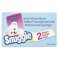 Dryer Sheet Dryer Sheet - Snuggle  Vending-Design Fabric Softener SheetsSFTNR SHEETS,FABRIC,VENDVend