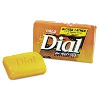 BAR SOAP BAR SOAP - Antibacterial Deodorant Bar Soap, Unwrapped, White, 2.5 ozDial  Antibacterial De