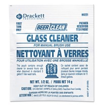 GLASS CLEANER | GLASS CLEANER | 100 PP - C-BEER/CLN GLASS CLEANE MANUA