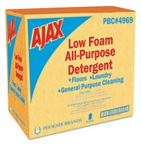 POWDER LAUNDRY DETERGENT | POWDER LAUNDR - C-AJAX LOW FOAM ALL PURP  L