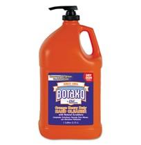 HAND CLEANER HAND CLEANER - Heavy Duty Hand Cleaner with Scrubbers, Orange, 1 GallonBoraxo  Orange H