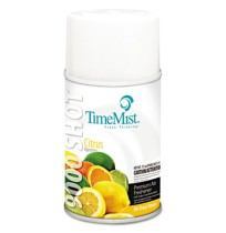 AIR FRESHENER | AIR FRESHENER | 4/CS - C-TM 9000 CITRUS 4 PACK9000SHOT