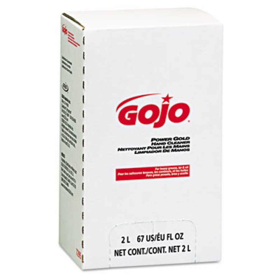 Hand Cleaner Hand Cleaner - GOJO  POWER GOLD  Hand CleanerSOAP,POWER GLD HAND,2LPower Gold Liquid Ha