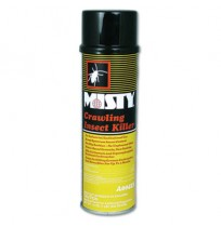 BUG SPRAY BUG SPRAY - Crawling Insect Killer, 16 oz Aerosol CanMisty  Crawling Insect KillerC-MISTY