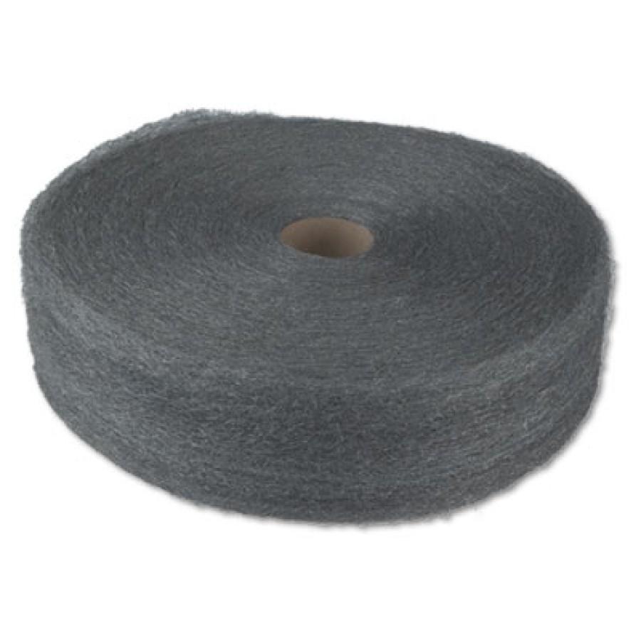 Steel Wool Steel Wool - GMT Industrial-Quality Steel Wool ReelSTEEL WOOL REEL,MEDIndustrial-Quality