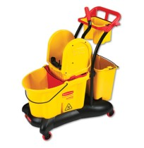 BUCKET/WRINGER | BUCKET/WRINGER | 1/CTN - C-WAVEBREAK MOPPING TRO Y DO