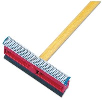SQUEEGEE | SQUEEGEE | 12/CS - C-SQGE 8IN HEAD 21IN  MTL HNDL 12SQUEEGE