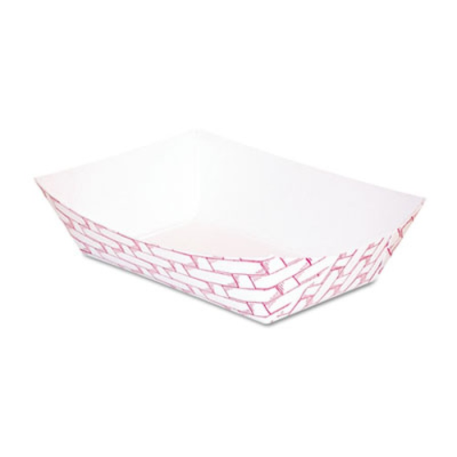 Food Tray Food Tray - Boardwalk  Paper Food BasketsPPR FD-BSKT,4OZ,RDPaper Food Baskets, 4oz Capacit