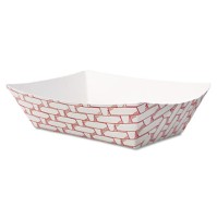 Food Tray Food Tray - Boardwalk  Paper Food BasketsPPR FD-BSKT,8OZ,RDPaper Food Baskets, 8oz Capacit