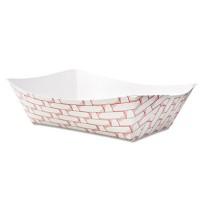Food Tray Food Tray - Boardwalk  Paper Food BasketsPPR FD-BSKT,3LB,RDPaper Food Baskets, 3lb Capacit