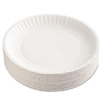 PAPER PLATE   PAPER PLATE   10/100'S - C-GOLD LABEL PPR PLT  CLAYCOAT