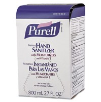 Hand Sanitizer Hand Sanitizer - PURELL  Instant Hand Sanitizer Refill for 800-mL Bag-in-Box Dispense