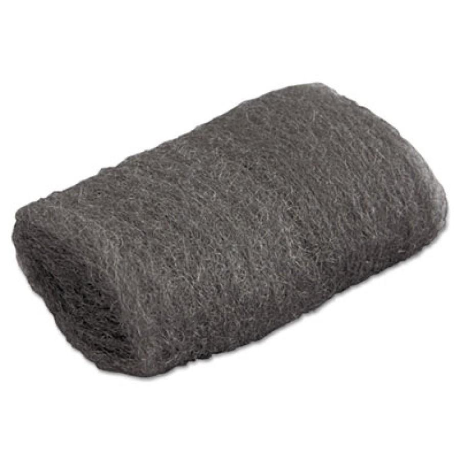 Steel Wool Pad Steel Wool Pad - GMT Industrial-Quality Steel Wool Hand PadsSTL WOOL PAD,#00,VERYFINE