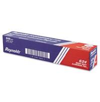 Aluminum Foil Aluminum Foil - Reynolds Wrap  Heavy Duty Aluminum Foil RollsFOIL ROLL,18X500',HVY,SLV