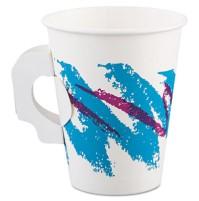 PAPER CUP | PAPER CUP | 20/50 - C-HNDL PPR HOT CUP 8OZ J Z 20/50HNDL P