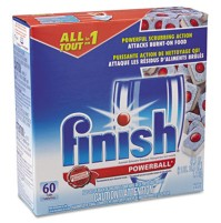 Dishwashing Soap Dishwashing Soap - FINISH  Powerball  Dishwasher TabsDETERGENT,DISH,TABSPowerball D
