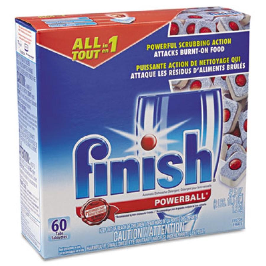 Dishwashing Soap Dishwashing Soap - FINISH  Powerball  Dishwasher TabsDETERGENT,DISH,TABSPowerball D