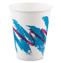 PAPER CUP | PAPER CUP | 20/50 - C-CLASSIC POLYCOAT PPR H  CUP 8OZ JAZZ