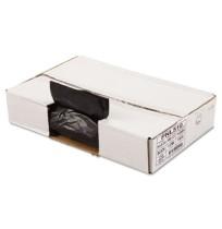 GARBAGE BAG GARBAGE BAG - Linear Low Density Can Liners, 24 x 32, BlackLinear low density can liners