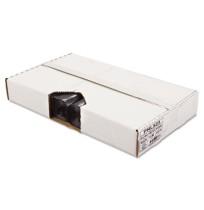 GARBAGE BAG GARBAGE BAG - Linear Low Density Can Liners, 38 x 58, BlackLinear low density can liners