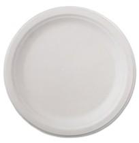 PAPER PLATE   PAPER PLATE   500/CS - C-CHINET PREM PPR PLT  9.75IN WHI