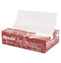 Deli Sheets Deli Sheets - Marcal  Eco-Pac Natural Interfolded Dry Wax PaperWAX PPR SHEET,8X10.75,WHT