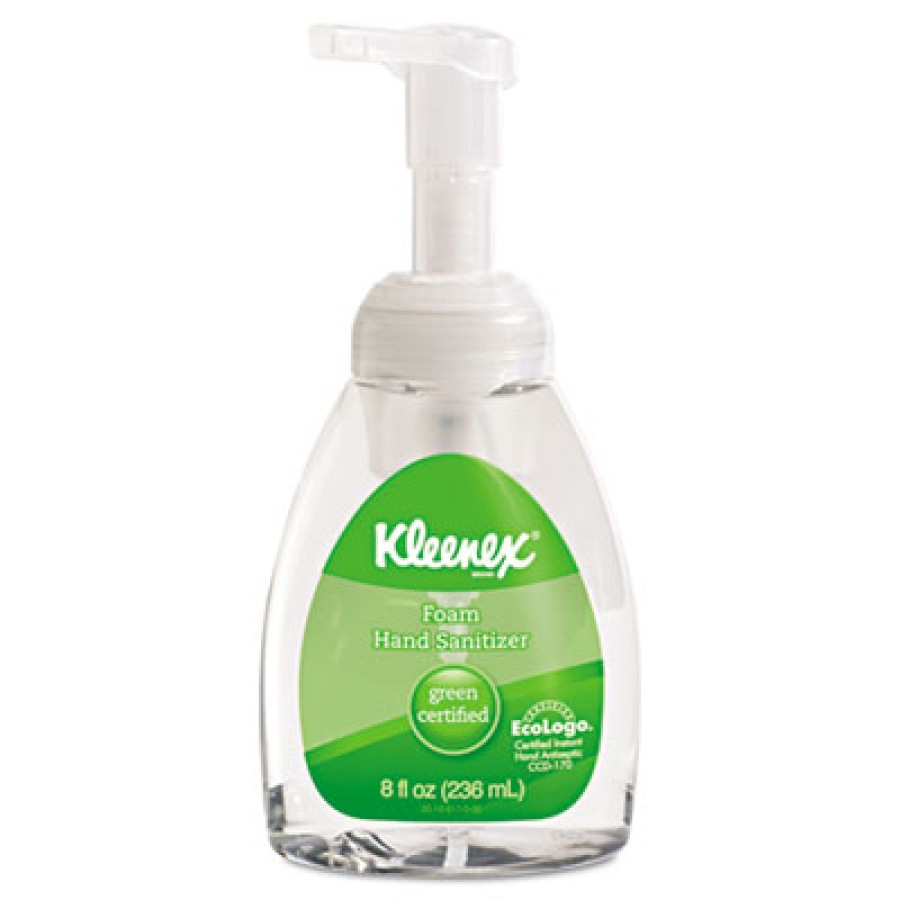 Hand Sanitizer Hand Sanitizer - KIMBERLY-CLARK PROFESSIONAL* KLEENEX  Green Certified Foam Hand Sani