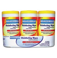 DISINFECTANT WIPES | DISINFECTANT WIPES - C-BOARDWALK DISINF WIPE 3/ 7
