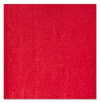 Napkin Napkin - Hoffmaster  Embossed Beverage NapkinsBEV NAP,RED,9.5X9.5,2-PLYBeverage Napkins, Two-