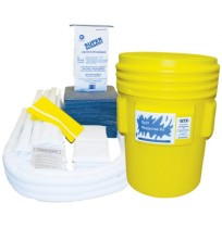 HAZMAT SPILL KIT HAZMAT SPILL KIT - FACILITY MAINTENANCE SPILL KIT95 GALLON CONTAINER KITS FACILITY