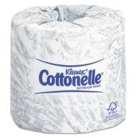 TOILET PAPER TOILET PAPER - KLEENEX COTTONELLE Two-Ply Bathroom TissueKIMBERLY-CLARK PROFESSIONAL* K