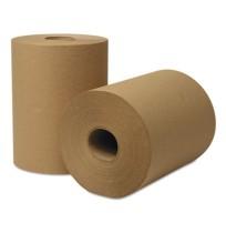"""Paper Towel Rolls Paper Towel Rolls - Wausau Paper  EcoSoft  Universal Roll TowelsPPR RL TWL,8""""X350,"""