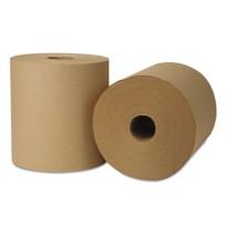 """Paper Towel Rolls Paper Towel Rolls - Wausau Paper  EcoSoft  Universal Roll TowelsPPR RL TWL,8""""X800F"""