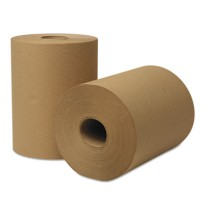 Paper Towel Rolls Paper Towel Rolls - Wausau Paper  EcoSoft  Hardwound Roll TowelsTWL,RL,NAT,8 X 425