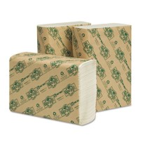 Paper Towels Paper Towels - Wausau Paper  EcoSoft  Folded TowelsPPR TWL,MFOLD,9.13X9.5,WEEcoSoft Mul